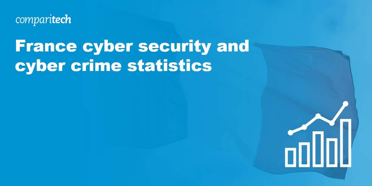 France cyber security and cyber crime statistics