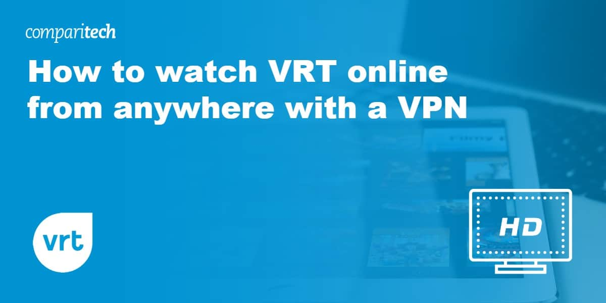 watch VRT online VPN