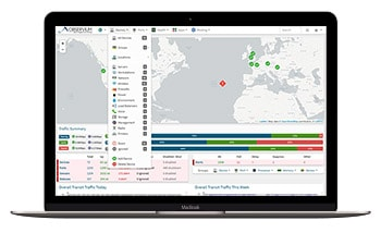 Observium network monitoring platform