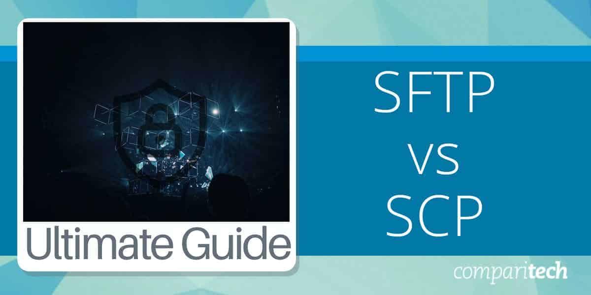 FTP vs SCP