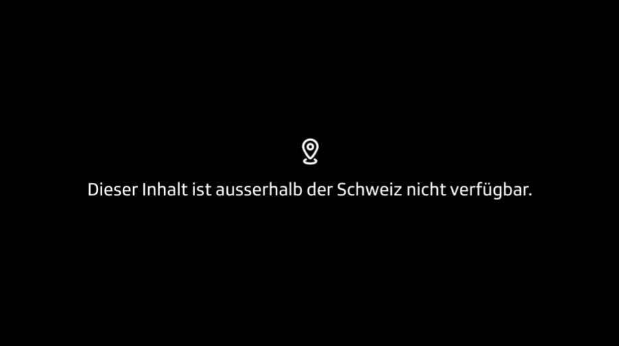 SRF streaming error