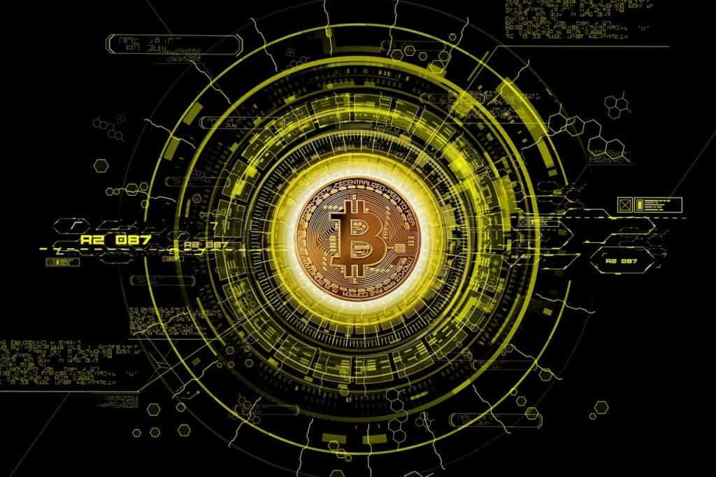 Bitcoin security statistics.