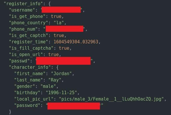 fb botfarm passwords