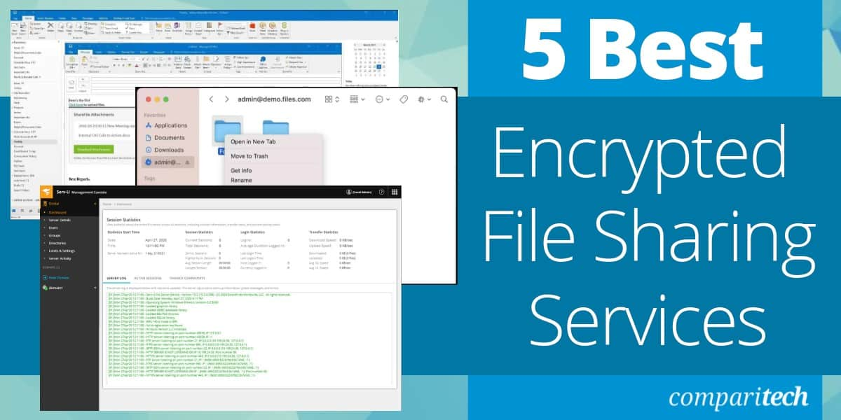 Best Encrypted File Sharing Services