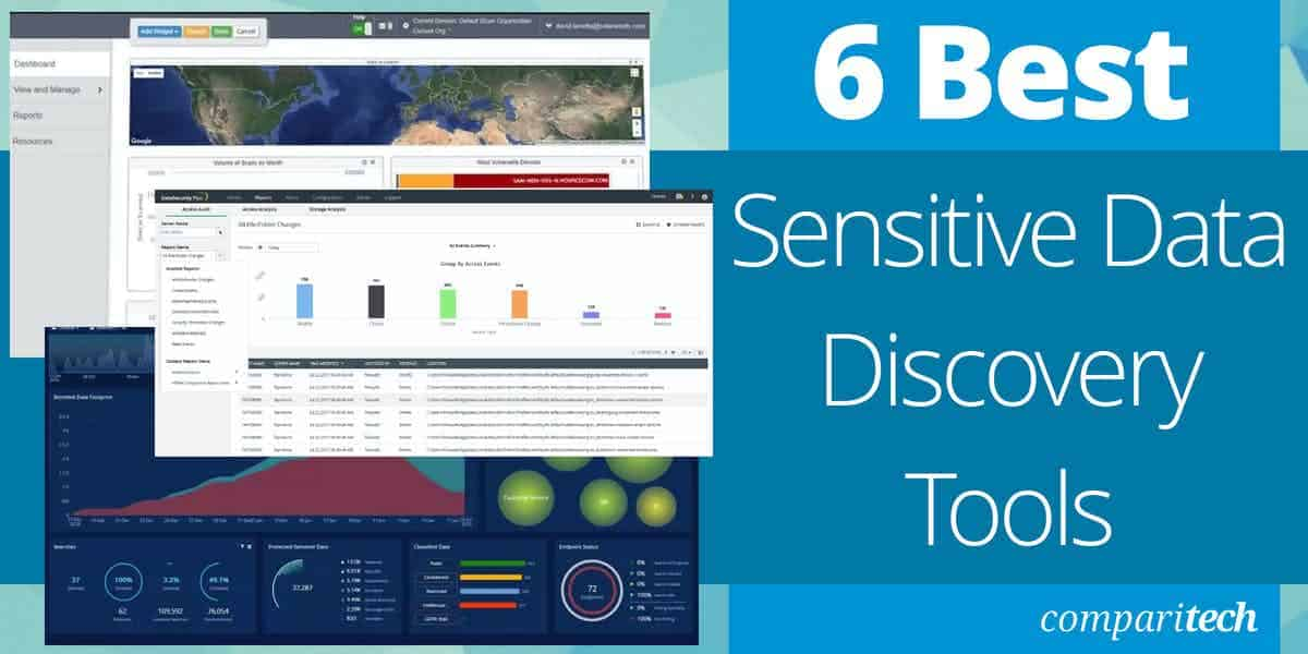 Best Sensitive Data Discovery Tools