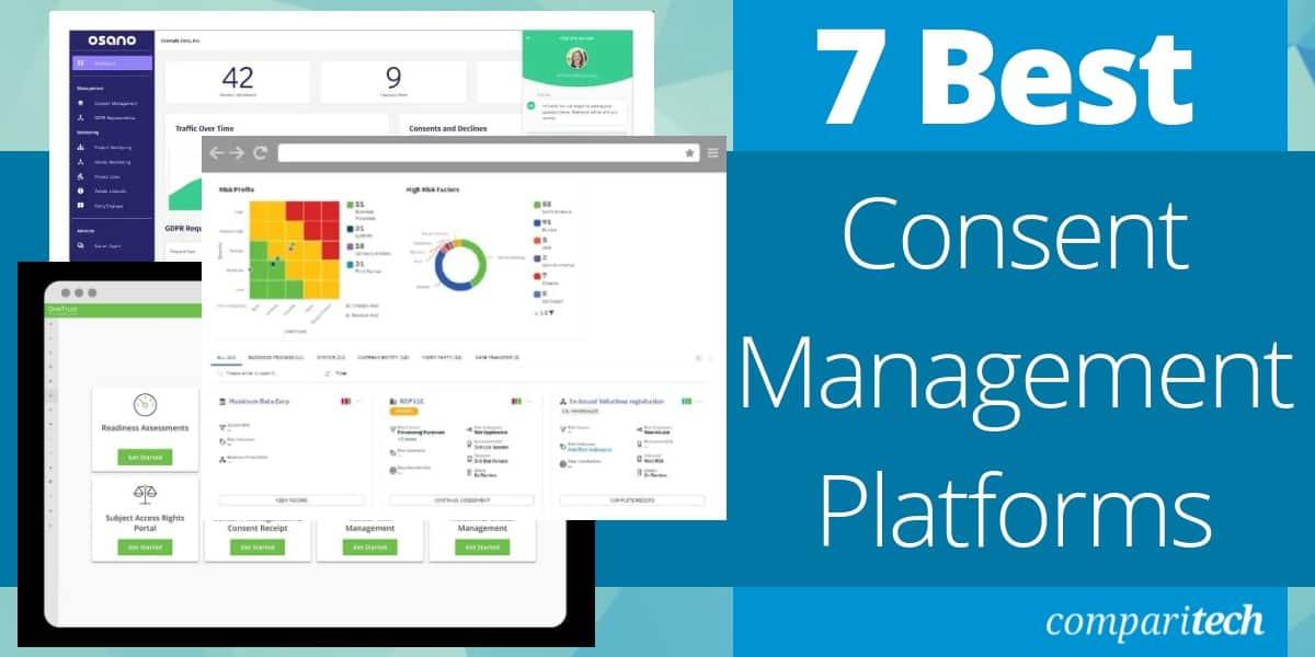 Consent Management Platforms - CMP tools