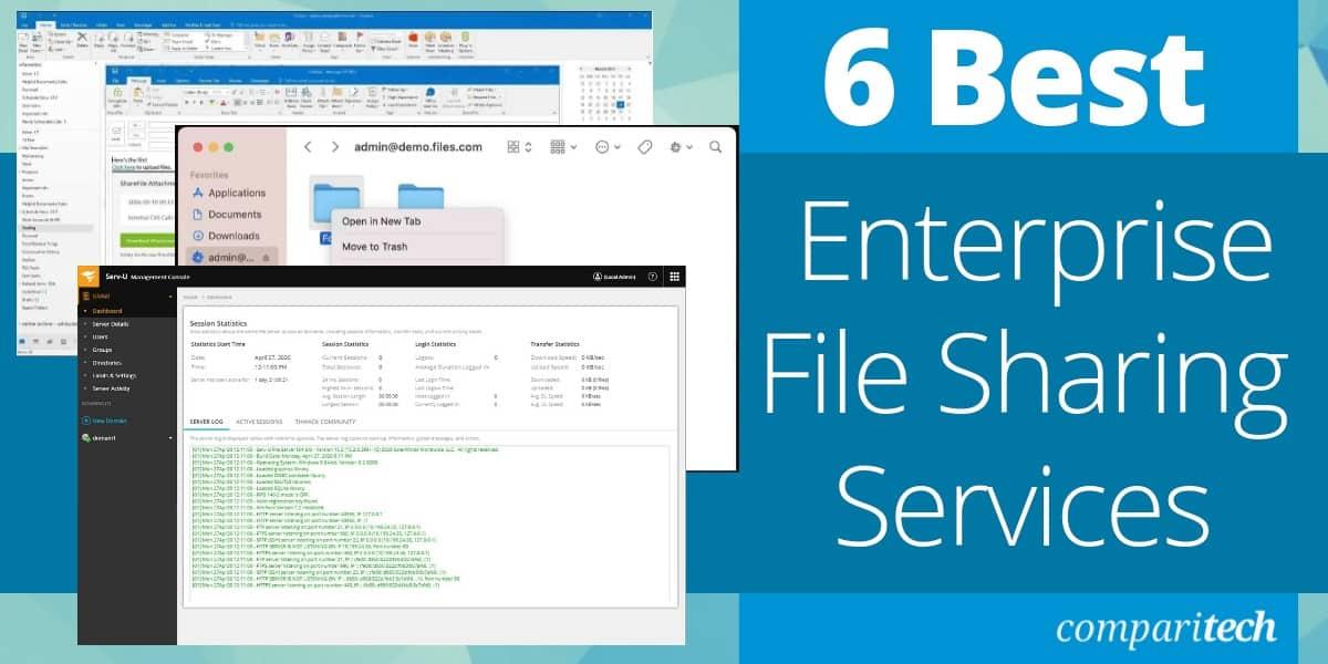 Best Enterprise File Sharing Services