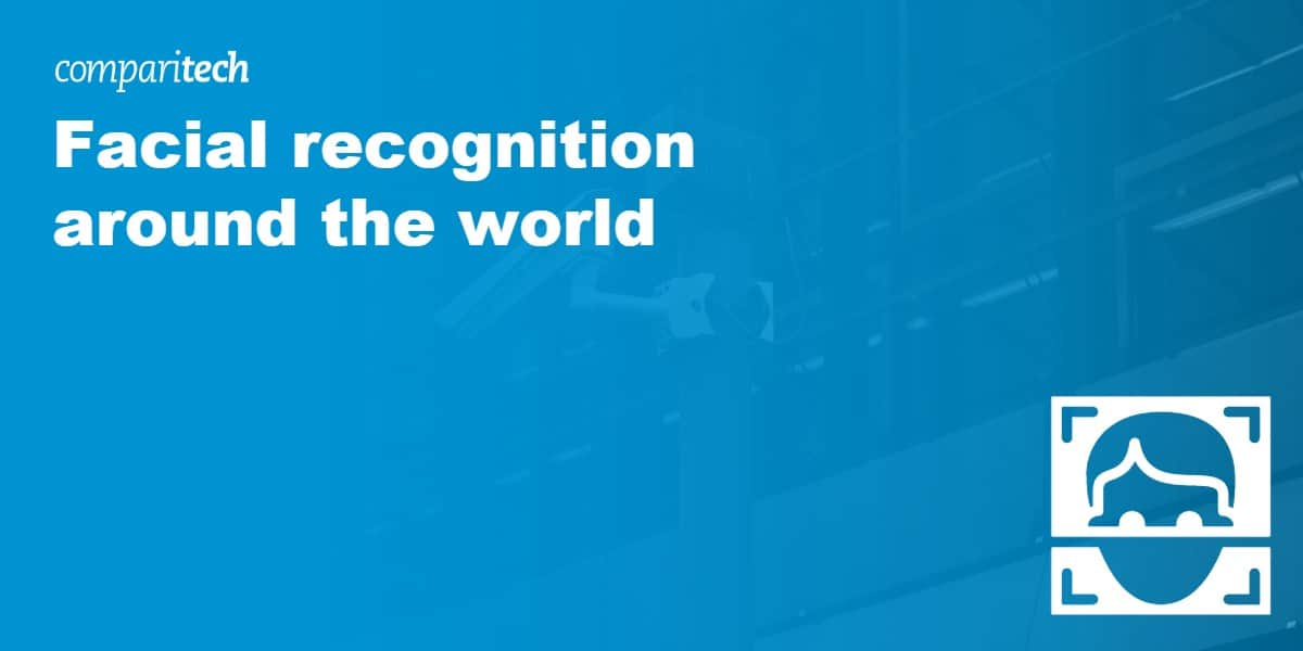 Facial recognition around the world