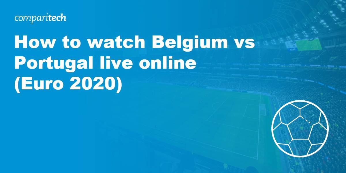 watch Belgium vs Portugal