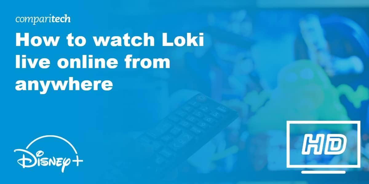 watch Loki live online