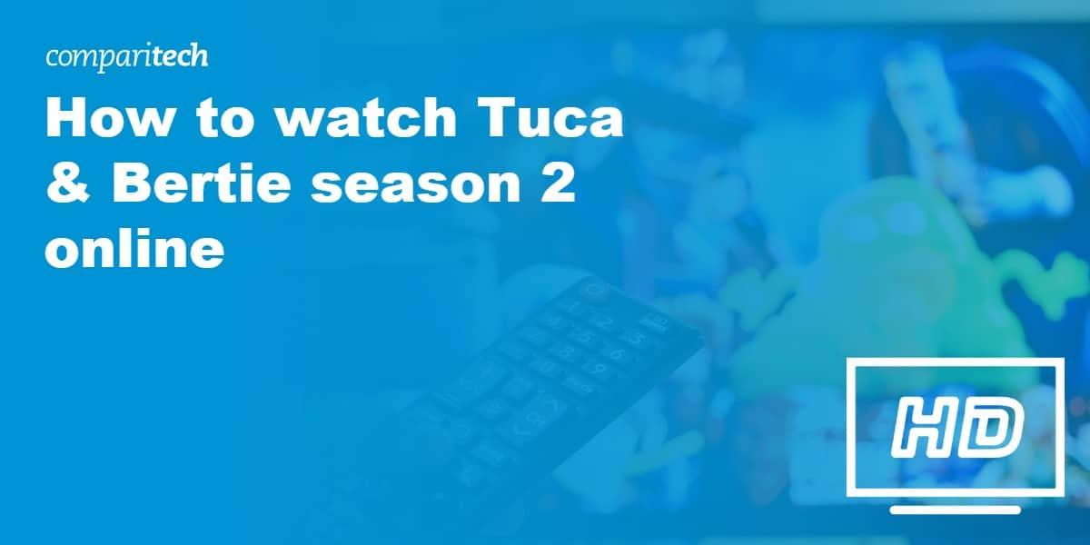 watch Tuca & Bertie season 2 online