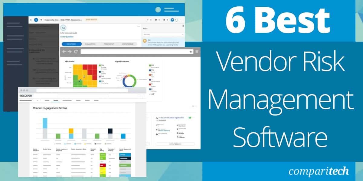 Best Vendor Risk Management Software