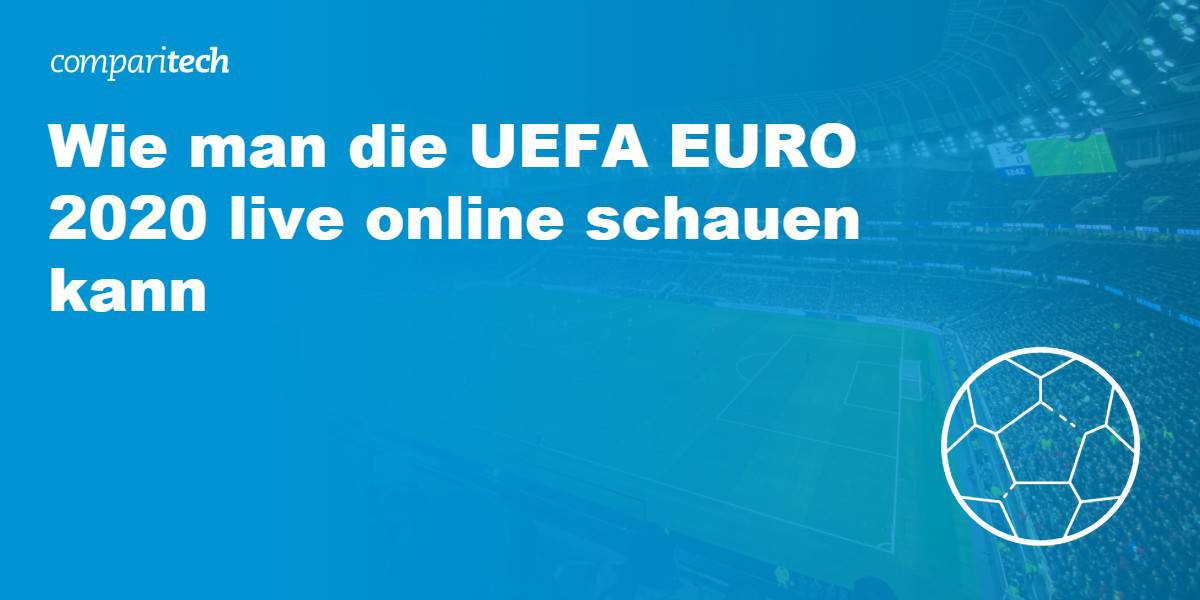 EURO 2020 live online