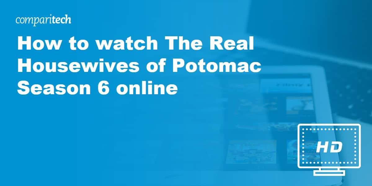 watch The Real Housewives of Potomac Season 6 online