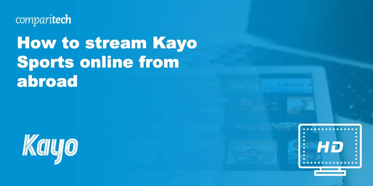 watch Kayo Sports VPN