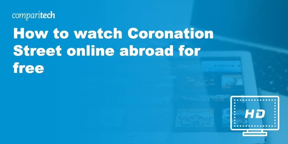 watch Coronation Street online