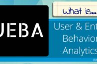 What is UEBA (User and Entity Behavior Analytics)?