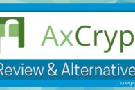 AxCrypt Review and Alternatives