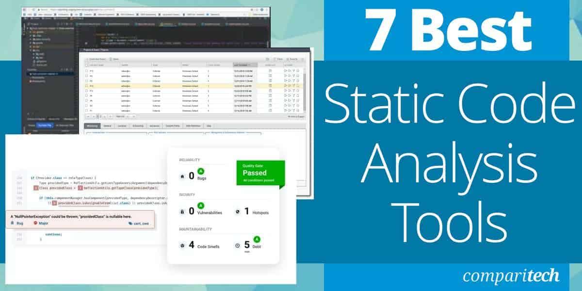 Best static code analysis tools
