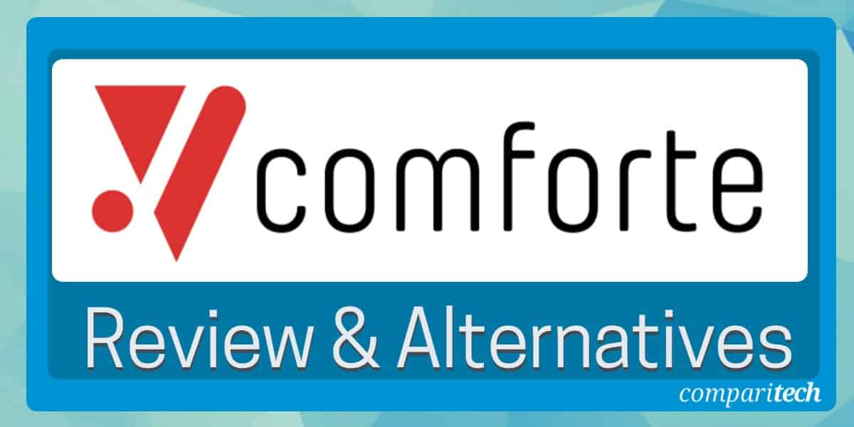 Comforte Review and Alternatives