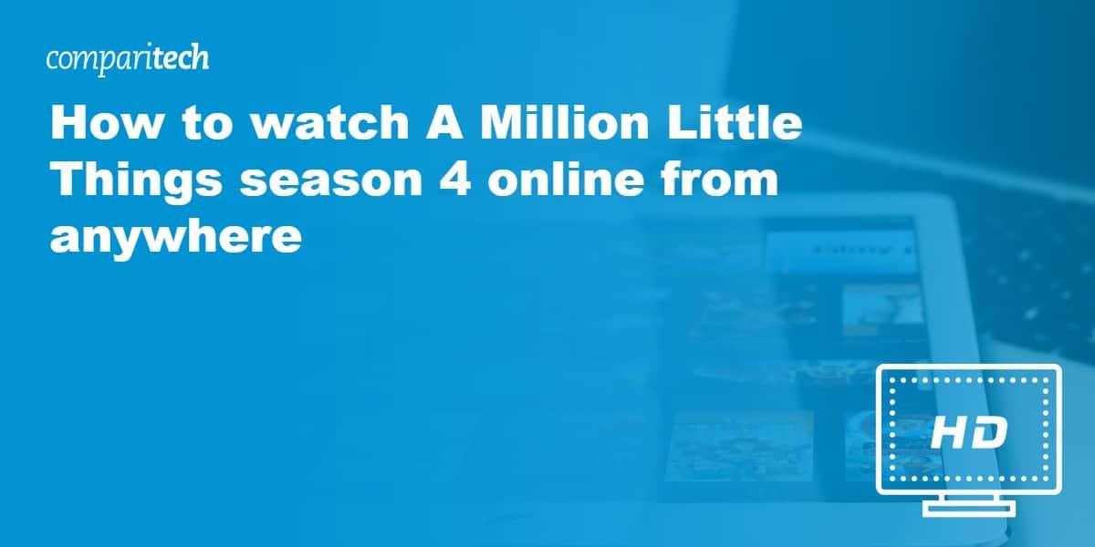 watch A Million Little Things online