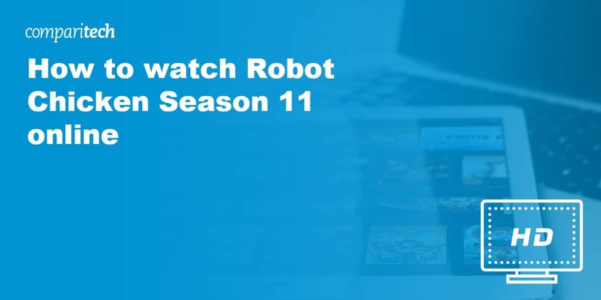 watch Robot Chicken Season 11 online