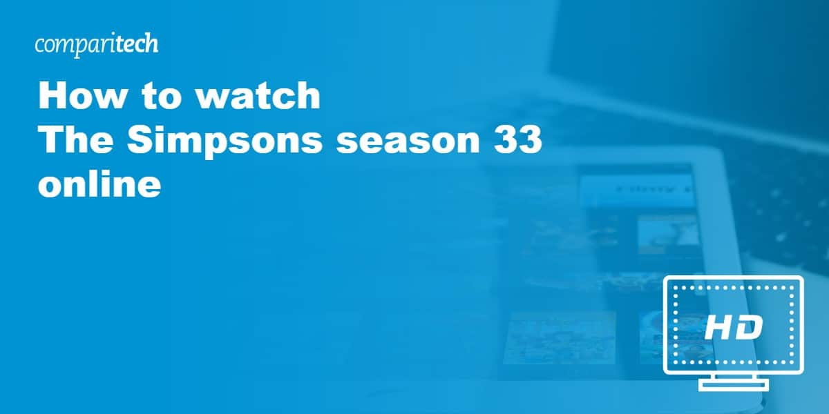 watch The Simpsons VPN