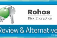 Rohos Disk Encryption Review & Alternatives