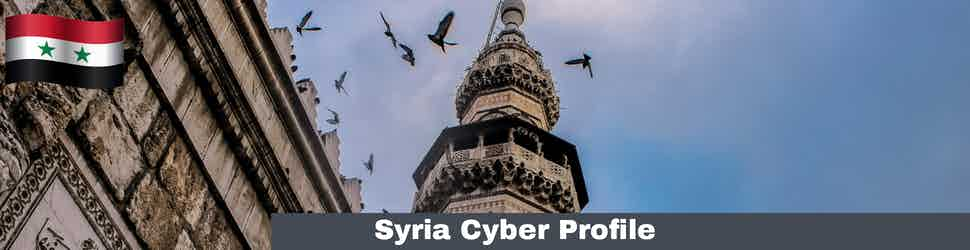 Syria Cyber Profile