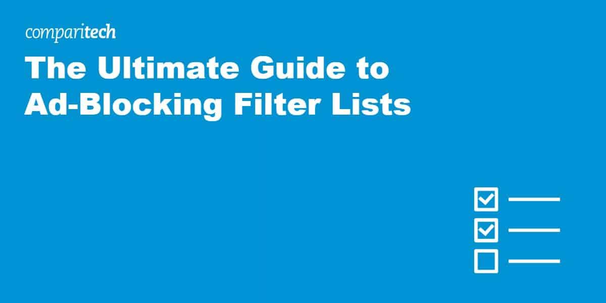 Ad-Blocking Filter Lists