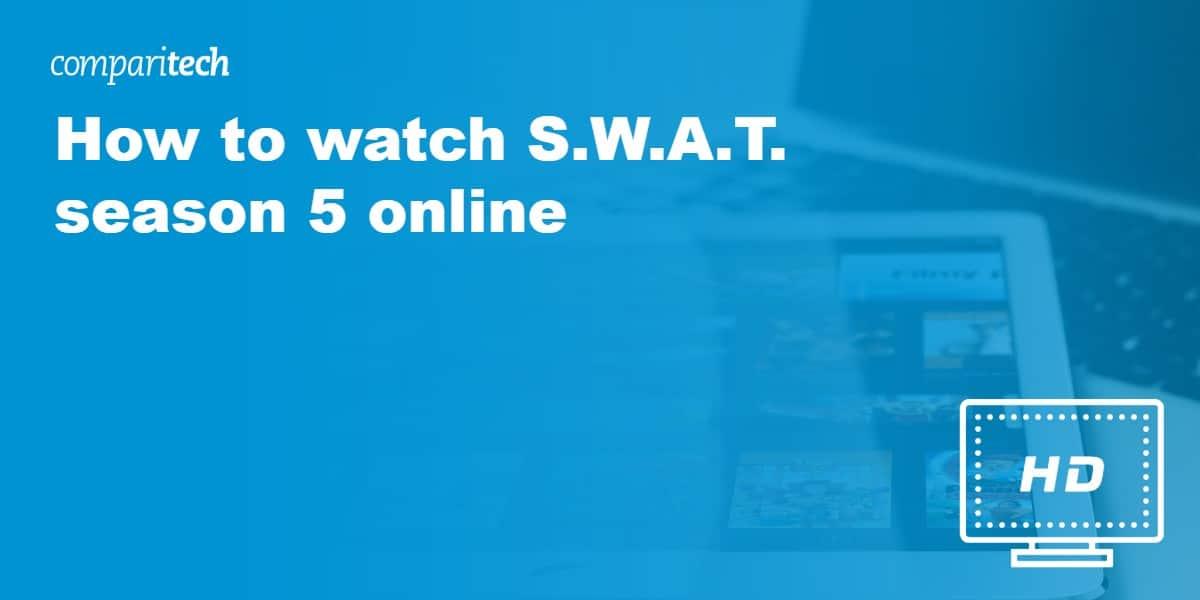 watch S.W.A.T. season 5 online