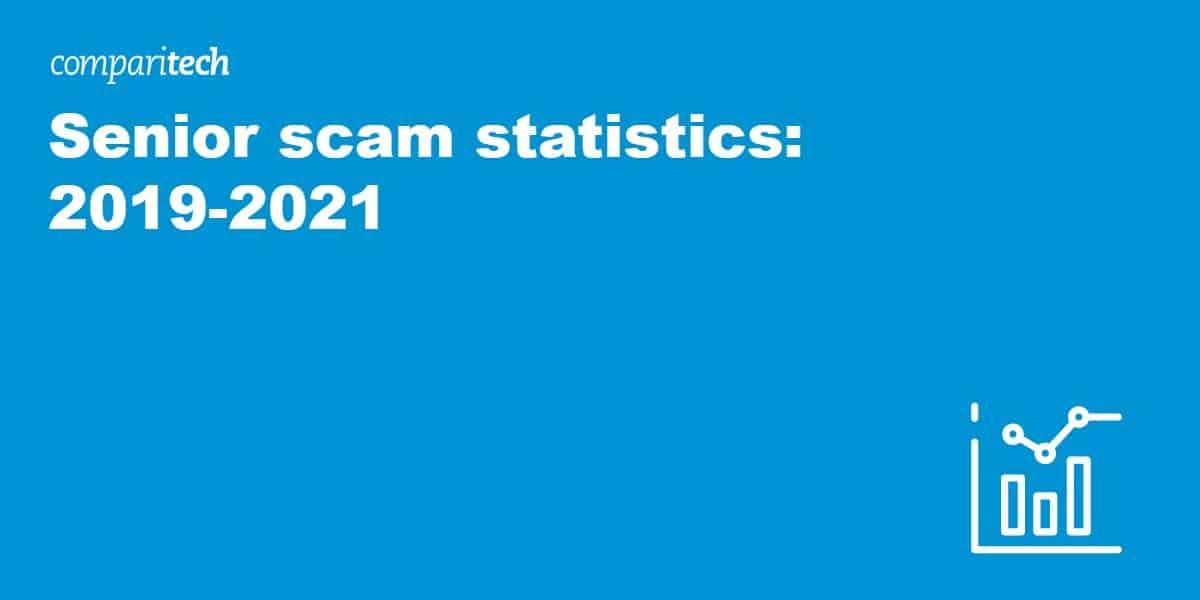 Senior scam statistics 2019 - 2021